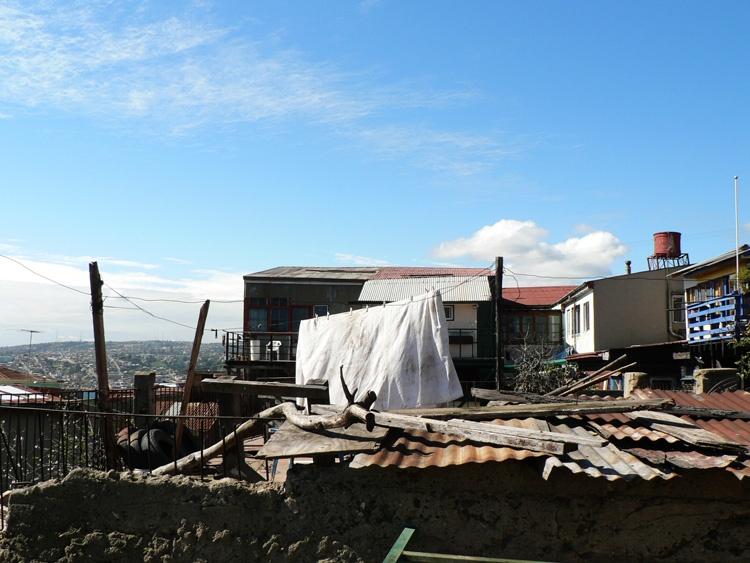 Valparaiso drapé