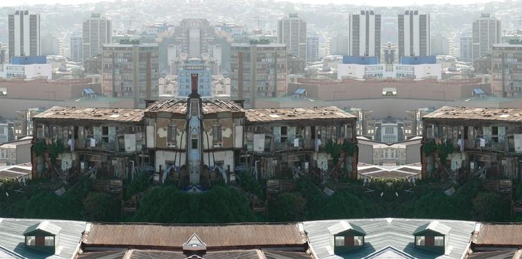 Valparaiso taudis